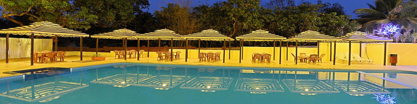 Hotel In Goa With Swimming Pool Grand Goa Exotica